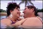 Лишний вес ведет к проблемам в сексе