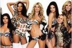 Модели Victoria`s Secret в журнале GQ
