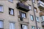 Парень разбился, поднимаясь по веревке к любимой на 8 этаж