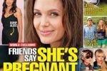 Анджелина Джоли снова ждет ребенка