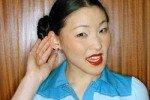 Китаянка оглохла после страстного поцелуя