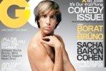 Саша Барон Коэн появился на обложке журнала GQ голым