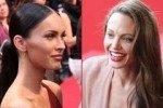 Анжелину Джоли поссорили с Меган Фокс