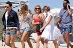 Кейт Мосс зажигает на Французской Ривьере