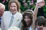 Милла Йовович сыграла вчера свадьбу своей мечты