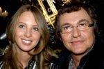 Бюст беременной жены Диброва достиг 7 размера