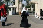 Египтянкам разрешили носить брюки