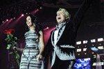 Басков и Федорова показали зрителям свою страсть