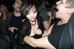 Кристина Риччи и Линдси Лохан учинили пьяный дебош