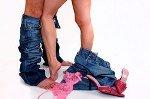 Секс стоя помогает похудеть