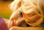 Цветные снимки Мэрилин Монро