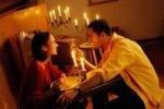 Романтический ужин для любимого мужчины