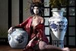 Японская гейша изобрела секс-гадание