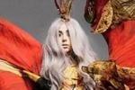 Lady GaGa снялась в абсолютном неглиже