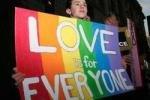 В США продолжает расти поддержка однополых браков