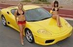 Самый сексуальный цвет автомобиля