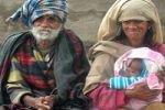 Индийский фермер стал папой в 94 года