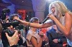 Вера Брежнева устроила секс-шоу в ресторане