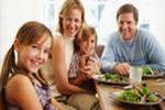 Залог крепкой семьи – сытый муж