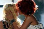 Поцелуй Рианны и Бритни Спирс вылился в скандал