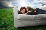 Секс на природе: свежая струя отношений!
