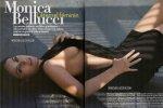 Моника Белуччи снялась для журнала