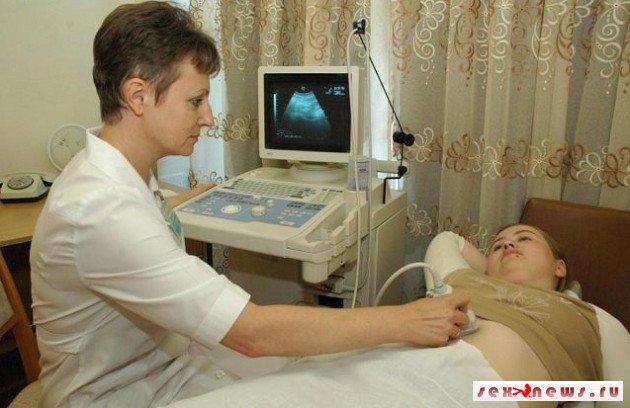 посещение гинеколога при месячных