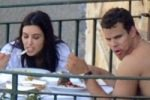 Медовый месяц Ким Кардашиан и Криса Хамфриса в Италии