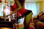 Девочка со стулом