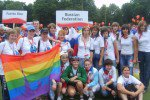 В России зарегестрирована Федерация спорта геев и лесбиянок