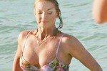 Волочкова снова устроила фотосессию на Мальдивах