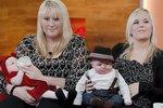 У лесбийской пары появились сын и дочь от одного донора спермы
