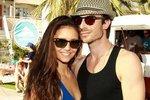 Нина Добрев и Йен Сомерхолдер - самая горячая пара Coachella-2012