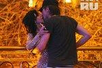 Юлия Волкова и Дима Билан целуются на публике