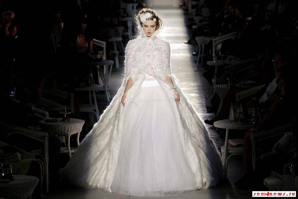 Свадебные Платья Из Парижа