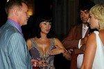 Нонна Гришаева похвасталась силиконовой грудью