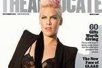 Пинк снялась для обложки журнала «The Advocate»