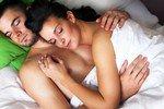 Как спят влюбленные? Как определить привязанность во сне