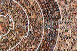Инфографика на выходые: 10 000 порнозвезд в одной картинке