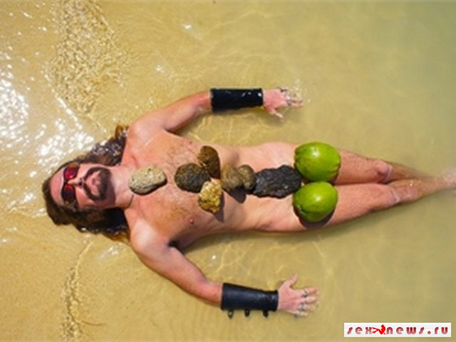 Откровенные снимки Никиты Джигурды с супругой на острове Маврикий (4 фото)