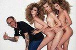 Фотограф Терри Ричардсон спровоцировал грандиозный скандал своими снимками