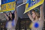 В Германии активистки «Фемен» подрались с проститутками