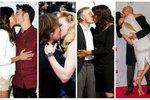 Звездное бесстыдство: самые страстные поцелуи знаменитостей