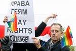 Школьники помешали гей-параду