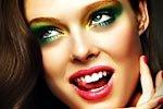 Коко Роша открыла модный показ в Москве
