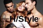 Линди Лохан снялась в сексуальном белье для глянца «Homme Style»