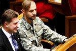 В Верховной Раде Украины 50% гомосексуалистов - депутат Гаврылюк