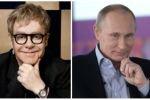 Элтон Джон готов поговорить с Путиным о геях