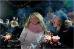 Россиянки провели новогодние праздники дома