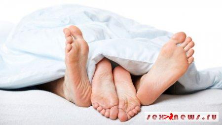 Общение с противоположным полом в спальне